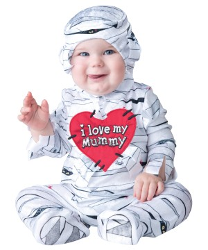 Heart Cute Baby Costume