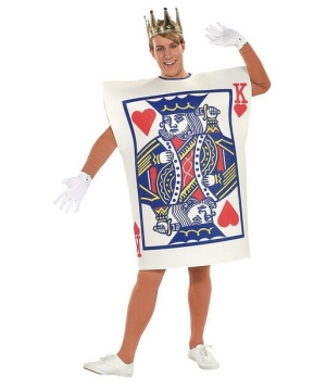 Hearts Card Costume