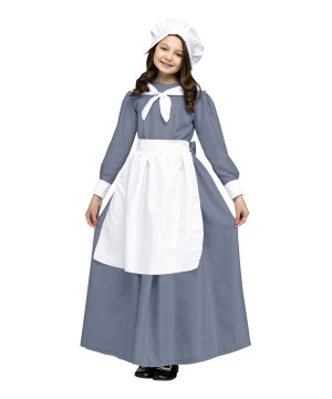 Historic Colonial Thanksgiving Costume