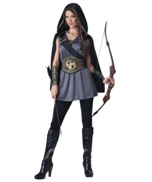 Huntress Womens Costume