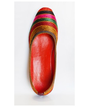 Indian Artisan H Crafted Shoes