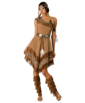 Indian Maiden Dress Costume