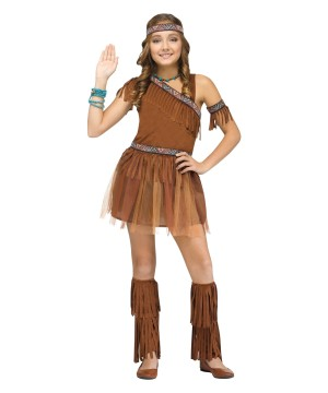 Indian Thanksgiving Costume