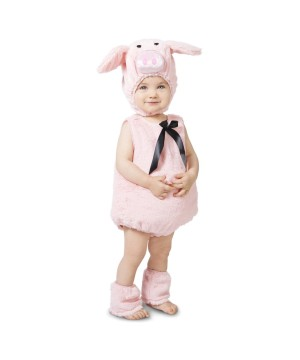 Infant Pink Piglet Costume