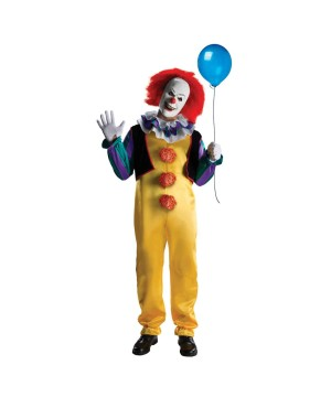 It Pennywise Clown Costume