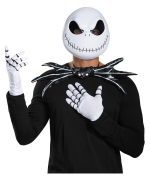 Jack Skellington Costume Kit