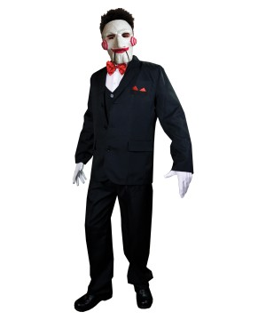 Jigsaw Billy Costume