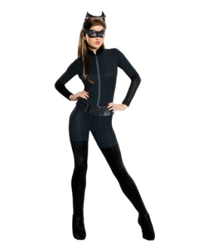 Knight Rises Catwoman Costume