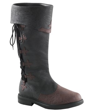 Lace up Pirate Boots