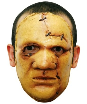 Latex  Face Mask Costume Accessory