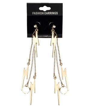Lightning Women Earrings