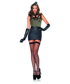 Major Bombshell Costume