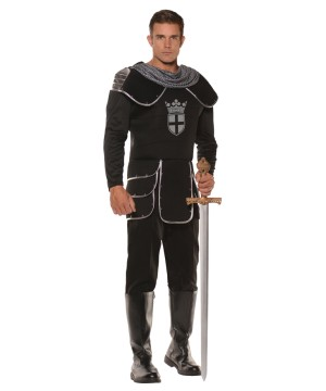 Medieval Noble Knight Costume