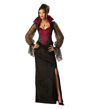Midnight Vampiress Costume