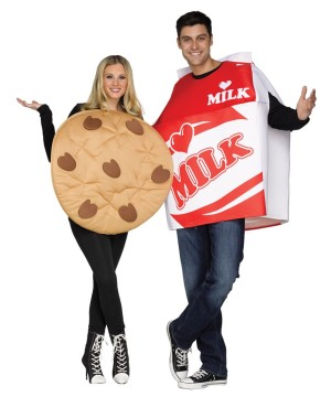 Milk Food Costume
