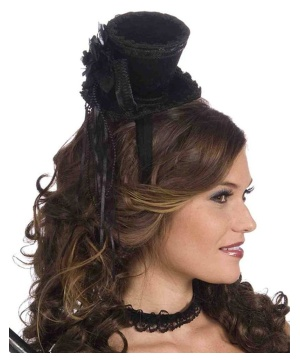 Mini Steampunk Headband Hat