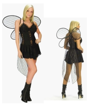 Nighttime Fairy Costume