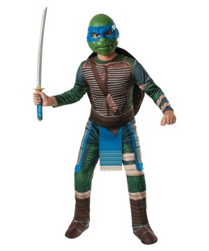 Ninja Turtles Leonardo Costume Tv Superhero