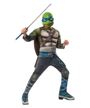 Ninja Turtles: Out Of The Shadows Leonardo Costume