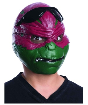 Ninja Turtles Raphael Mask