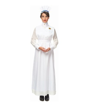 Nurse Woman Costume