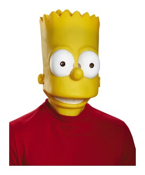 Of the Tv Show the Simpsons Mask