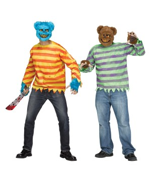 Blue or Brown Costume