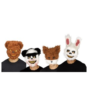 Pa or Bunny Animal Critter Mask Assortt