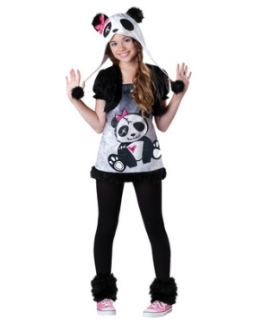 Pandamonium Teen Costume