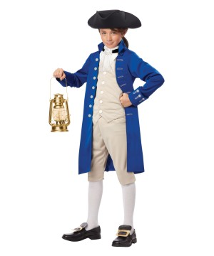 Patriotic American Revolution Costume
