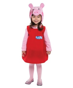 Peppa Pig Dress Costume