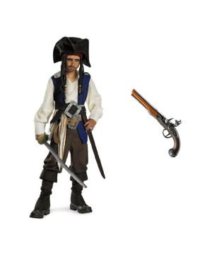 Pirate Costume Toy Set