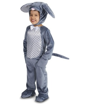 Playful Mouse Baby Costume