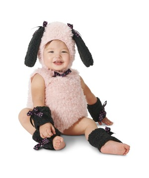 Princess Poodle Baby Costume