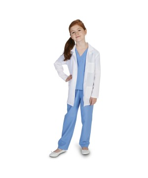 Professional Doctor Costume