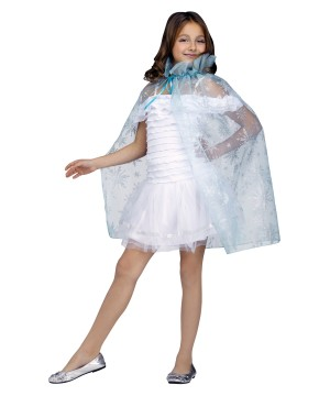 Queen Costume Princess Cape