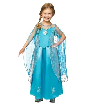 Queen Elsa Inspi Costume