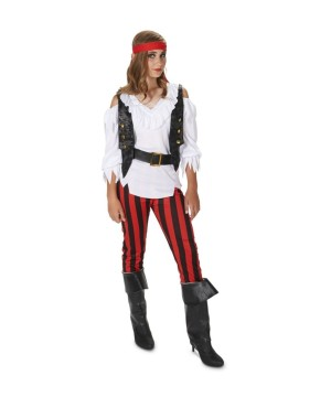 Rebel Pirate Costume