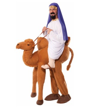 Riding Camel Costume