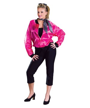 N Roll Pink Jacket Costume