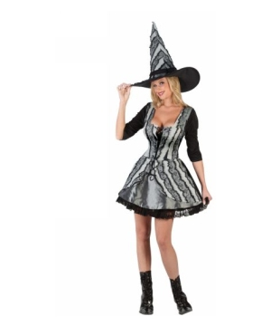 Rose Gothic Witch Costume