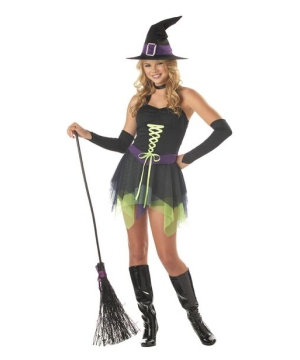 Sassy Witch Costume