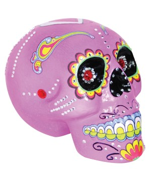Skull Day of the Dead Decoration