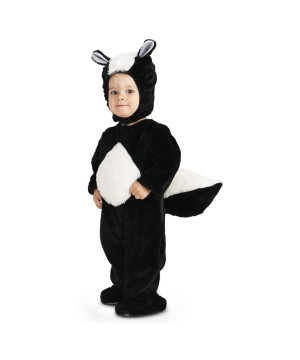 Smelly Skunk Infant Costume