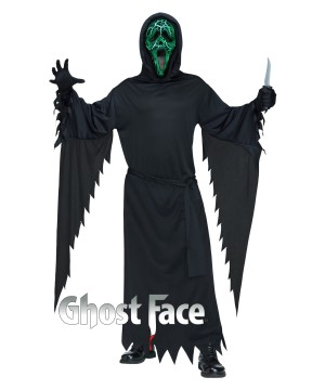 Smoldering Scream Costume