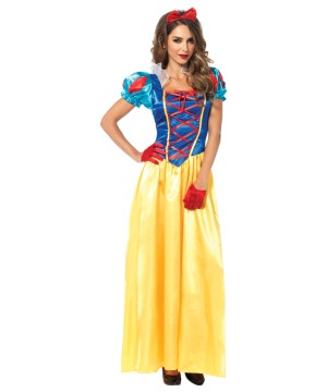 Snow White Costume Party Dress