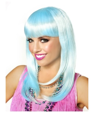 So Fine  Bangs Costume Accessory Wig