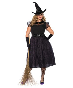Spellcaster Witch Costume