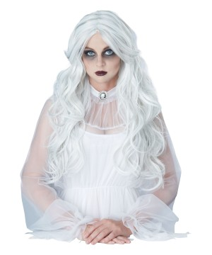 Spirit White Hair Wig