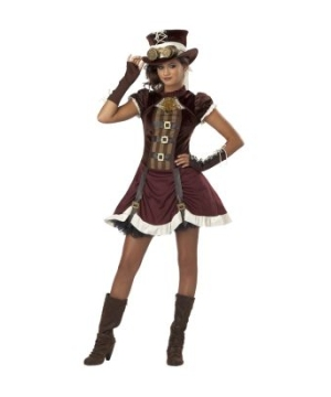 Steampunk Teen Costume
